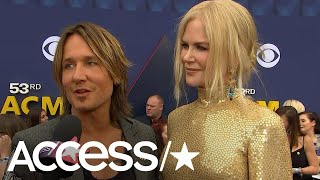 Download Lagu ACM Awards 2018: Nicole Kidman & Keith Urban Dish On Working Together On His New Album | Access Gratis STAFABAND