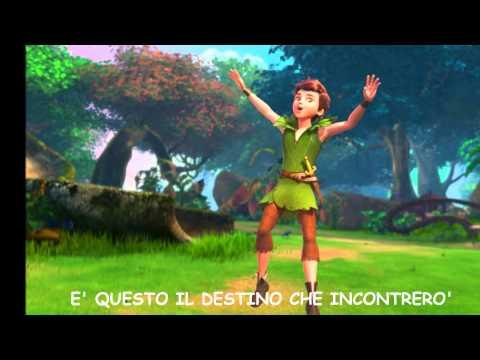 Le nuove avventure di Peter Pan (con testo