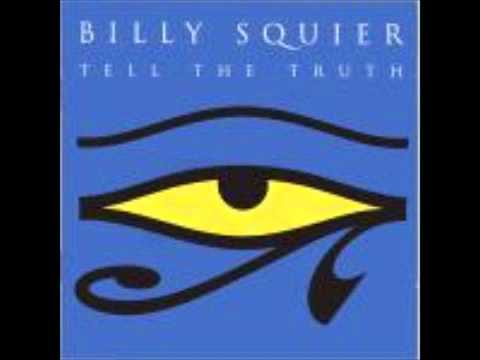 Billy Squier - Not A Color