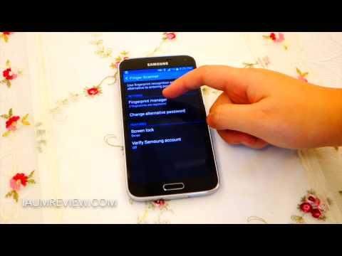 [HD] รีวิว Samsung Galaxy S5 แบบไทยไทย EP1 : ดูรอบเครื่อง แสกนลายนิ้วมือ