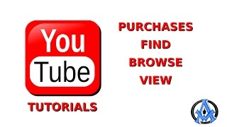 PURCHASES ON YOUTUBE HOW IT WORKS