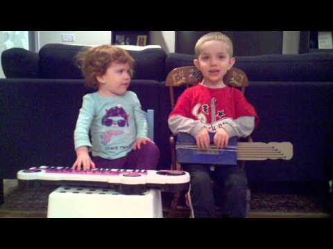 the Alphabet Song By Jon & Julia video