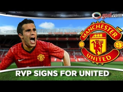 Robin van Persie - Why RVP left Arsenal for Manchester United