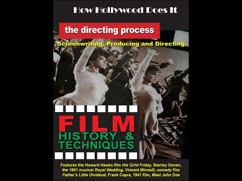 How Hollywood Does It - Learn the Film History & Techniques of Movie Directing (F2712)