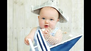 Naughty Baby Doing Funny-Baby Video | Cute Baby TV