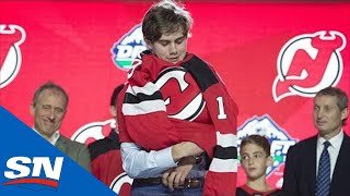 Jack Hughes On Being Drafted First Overall And Love For Maple Leafs Growing Up | HC @ Noon