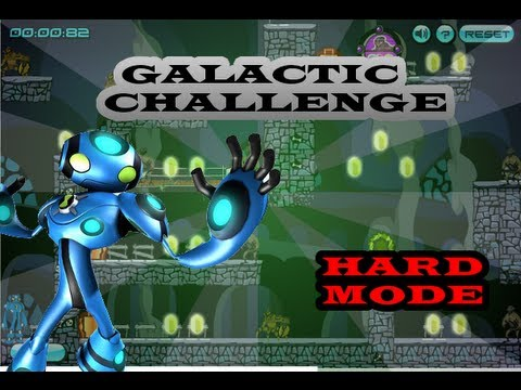 Ben10 Galactic Challenge - Ultimate Echo Echo ( Hard Mode )