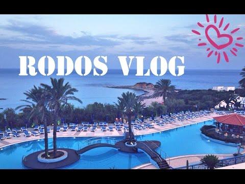 Греция, гуляем по отелю ☼ Rodos Princess Beach Hotel 4*