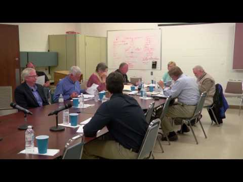 Athens City Council Work Session 11/7/16