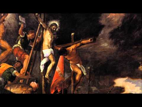 Melchor Robledo - Domine Jesu Christe, qui in cruce