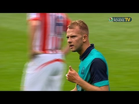 Rovers 1 - 1 Stoke City