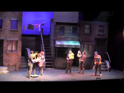 You Can Be As Loud As The Hell You Want (when You're Makin' Love)- Avenue Q At Smithtown Pac video