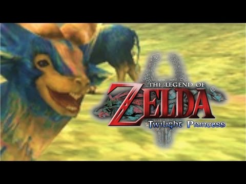 Eggbusters - The Legend of Zelda: Twilight Princess