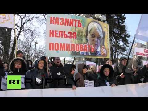Ukraine: 'Financial Maidan' protesters besiege Verkhovna Rada in Kiev