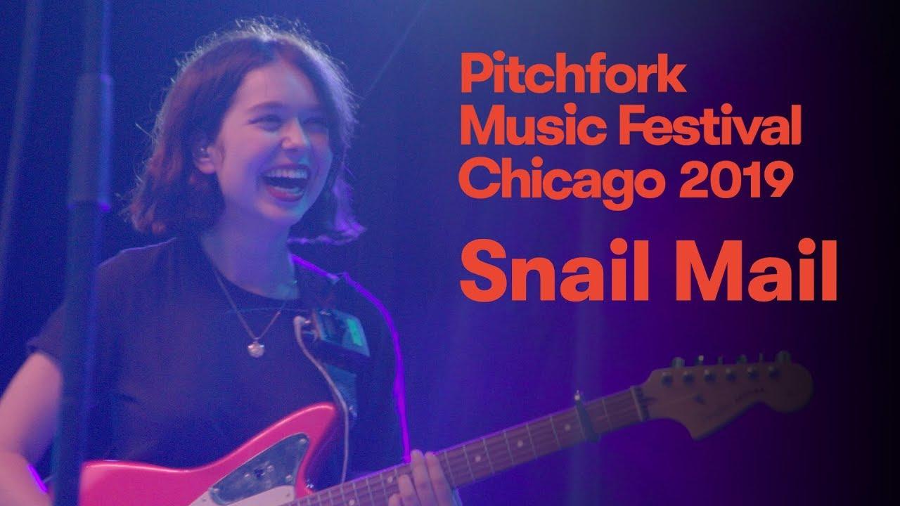 "Snail Mail - 「Pitchfork Music Festival 2019」から""Pristine""など2曲のライブ映像を公開 thm Music info Clip"