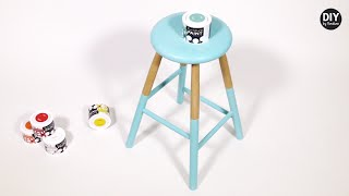 DIY by Panduro Panduro: Home Deco by Me, Paint furniture with Panduro Furniture Paint