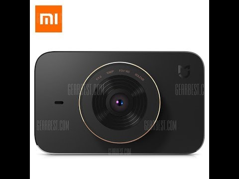 Xiaomi Mijia Review and day and night video