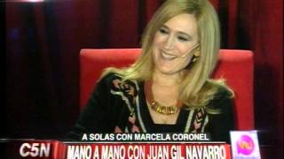 C5N - VIVA LA TARDE: MI MANO A MANO CON JUAN GIL NAVARRO