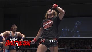 Tetsuya Naito wants all the gold on the line at Wrestle Kingdom! (#njdest)