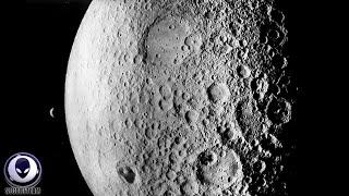 WARNED OFF? Alien BASES On Dark Side of The Moon Exposed 4/16/16