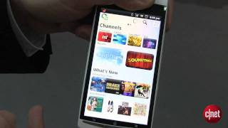 MWC 2012 - Sony Xperia P