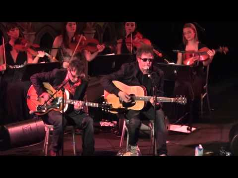 Lips Like Sugar - Ian McCullough &amp; Ian Broudie with Dirty Pretty Strings - union chapel 23 -11 -12