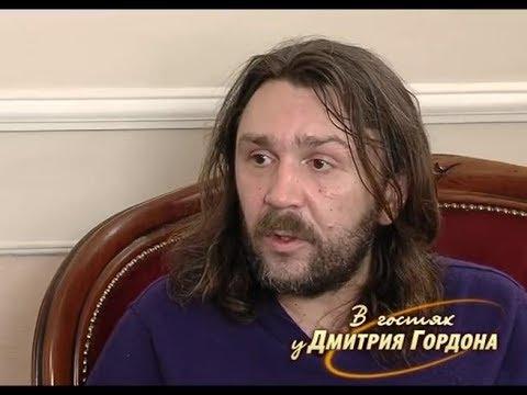 Шнуров о расставании с Оксаной Акиньшиной