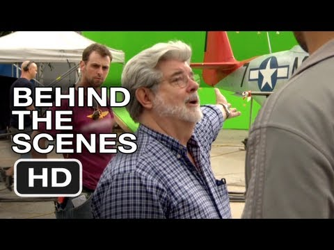 Red Tails - George Lucas - Behind The Scenes - HD Movie