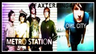 METRO STATION ft. OWL CITY - SHAKE FIREFLIES
