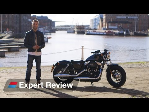 2014 Harley Davidson 48 Forty Eight expert bike review