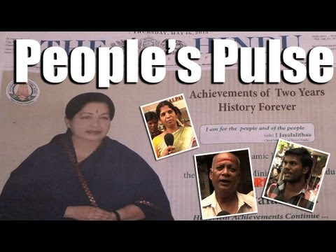 People's Pulse What the people feel about the two year of AIDMK rule in Tamil Nadu? [RED PIX]