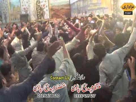 Farhan ali waris matamdari Majlis 1 April 2018 Thokar Niaz Baig Lahore