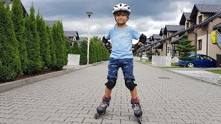 Getting New Fun Rollerblades - Go