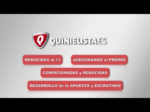 Quinielista.es - Combinaciones con columna base