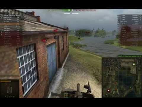 World Of Tanks [WoT 9.4] T82 (битва за донбас) как играть за пт серия 1