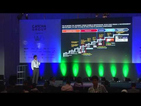 Telcos: Dr. Farid Mohamed Sani, Telekom Malaysia Bhd - WD2016
