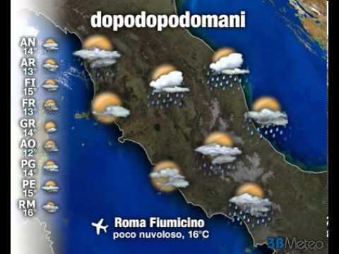 Meteo Italia a 3 giorni del 28/03/2013