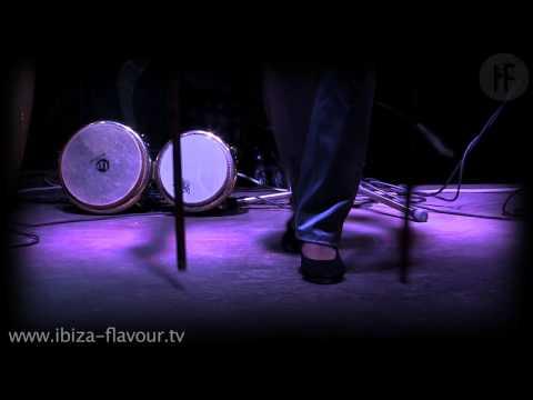 Paco Fernandez live at Villa Mercedes (Ibiza)