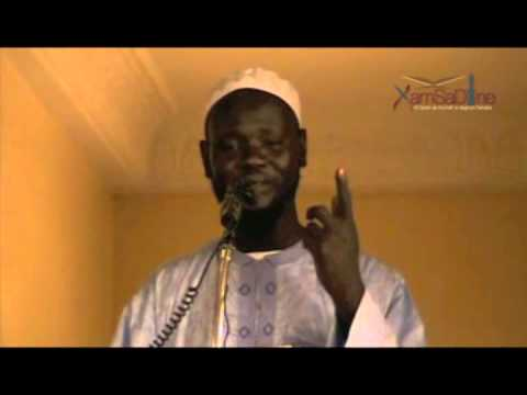 Dr Serigne elimane ndiaye  - Khoutba du 20 Mai 2011 avec Dr Serigne elimane ndiaye