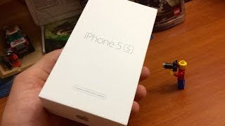 "iPhone 5S ""Как новый"" - Apple Certified Pre-Owned"