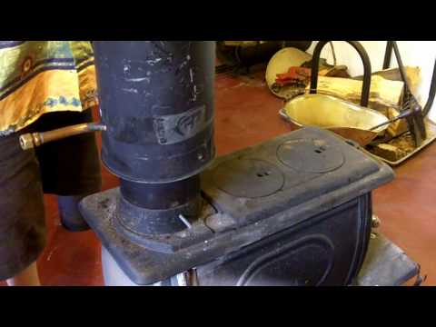 Hot Water From Your Wood Stove