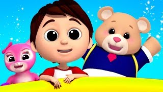 Best Nursery Rhymes Collection | Songs For Kids & Babies By Luke & Lily