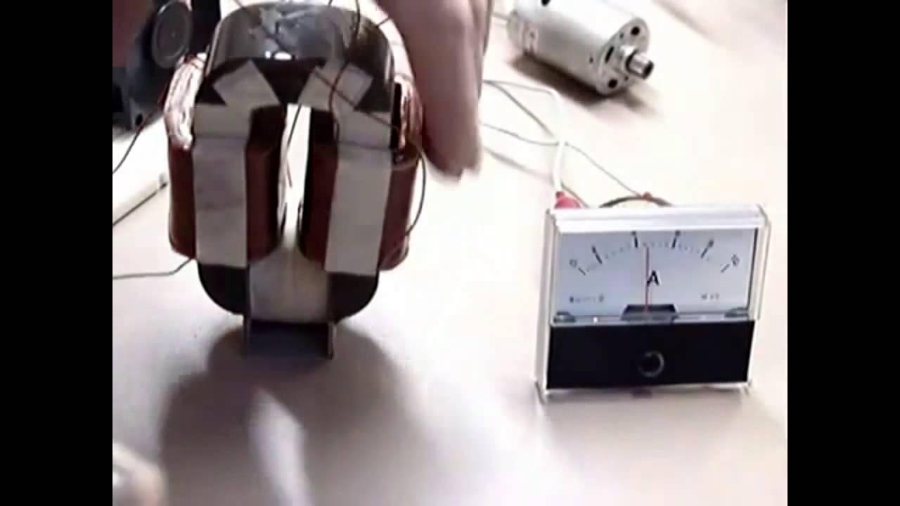 Тороидальный генератор своими руками