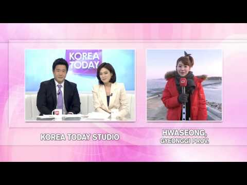 Korea Today - LIVE FROM KOREA 1 - Hwaseong, Gyeonggi Prov.