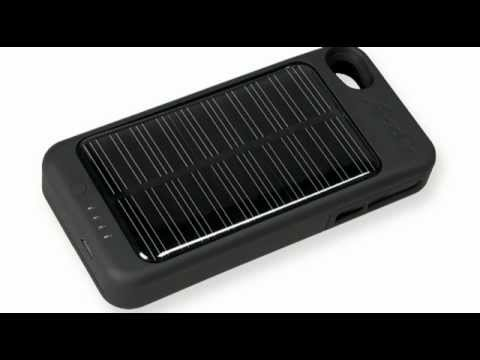 SolarE Power pack für iPhone 4 & 4S