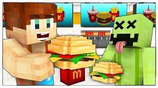 ABBIAMO MANGIATO I PANINI AVVELENATI DEL MCDONALD'S! - Minecraft ITA