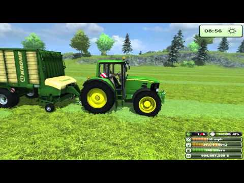 Feed for the cows Farming Simulator 2013 HD