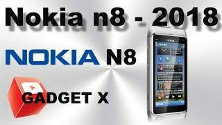 Nokia n8 2016 распаковка