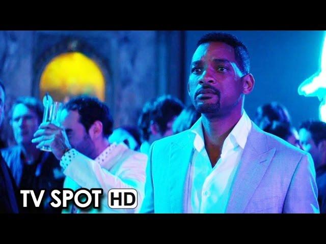 Focus TV SPOT #2 (2015) - Will Smith, Margot Robbie HD