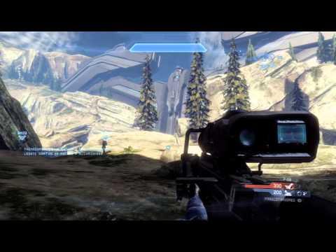 halo 4 francotiradores por equipos